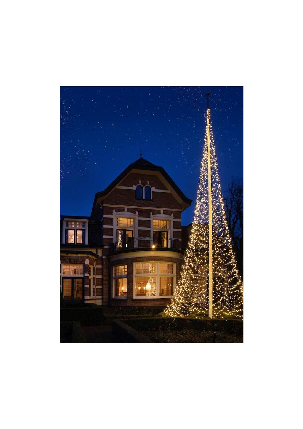 Fairybell 10 meter - 2000 LED Warm Wit